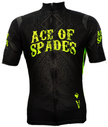 Camisa Ciclismo Ert - Ace Of Spades