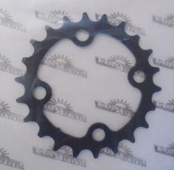 Coroa Engrenagem Sun Race Ms 22 Dentes Aço
