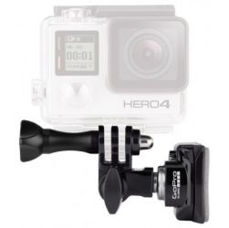 Suporte Frontal E Lateral Para Capacete Gopro Ahfsm-001