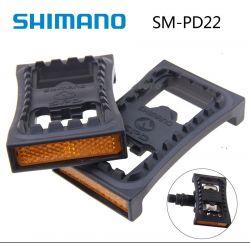 Plataforma Para Pedal Clip Shimano Sm-pd22
