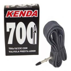 Camara De Ar Speed Kenda 700x23 Bico Longo 60mm